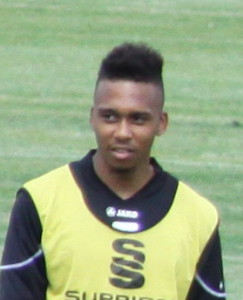 Keanu Marsh-Brown